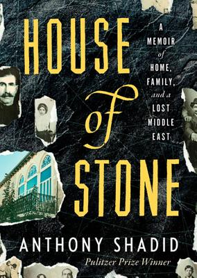 [CD] House of Stone By Shadid, Anthony